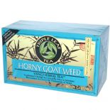 Triple Leaf Tea Herbal Horny Goat Weed Epimedium Tea Drink Yang Tea